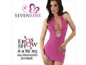 lenjerie. SevenSins, prezent la Eros Show 2013