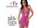 accesorii lenjerie intima. SevenSins, prezent la Eros Show 2013