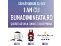Un an cu BunaDimineata.ro