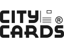 tratament nou. CityCards -- un nou concept, o noua imagine, un nou web-site!