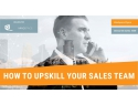 How to UPSKILL Your SALES Team – va avea loc pe 25 martie