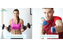 Doi campioni români au lansat o platformă de fitness live, HomeTraining.Tv! blended learning