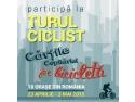 """Nicolae Cristache. One-IT - partener al """"Cărţile copilăriei pe bicicletă"""""""