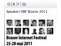 europe eye. Brasov Internet Festival