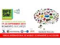 Pe 19 septembrie începe cel mai mare eveniment de mobilă din România – Târgul internațional de mobilă, echipamente și accesorii BIFE-SIM