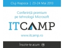 microsoft academic. IT Camp 2013