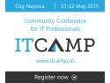 targul de mai 2015. ITCamp 2015