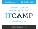 tehnologii microsoft. IT Camp 2014