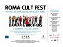 ROMA CULT FEST - Festival de arta, cultura si traditii rome / Concert extraordinar Damian & Brothers