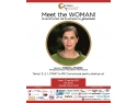 Meet the Woman. Monica Jitariuc, Managing Partner MSLGROUP The Practice, speaker la Meet the WOMAN!