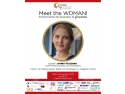 paul e. Doina Vilceanu, Chief Marketing Officer ContentSpeed, speaker la Meet the WOMAN!