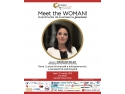 Meet the Woman. Madalina Balan, Managing Partner HART Consulting, speaker la Meet the WOMAN!