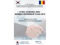 Parteneriatul de Afaceri al IMM-urilor, Coreea-România, Plaza, 2015