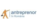 ANTREPRENOR IN ROMANIA, o solutie completa pentru sectorul IMM