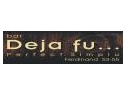 scaune de bar. Expozitie de fotografie in bar Deja Fu...