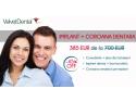 implant dentar iasi. 385 EURO IMPLANT + COROANA DENTARA CERAMICA DOAR LA VELVET DENTAL