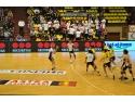 ramnicul valcea. Securitas a fost alaturi de Oltchim la meciul cu Corona Brasov, jucat in Sala Polivalenta din Ramnicu Valcea