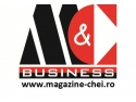 m c business. LOGO