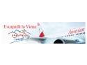 """Andreea Esca. Edelweiss Tavel şi Austrian Airlines te lansează în """"Escapadă la Viena""""!"""