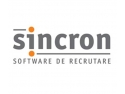 recrutare si selctie. Sincron – software de recrutare in 2011: focus pe SaaS si functionalitati pentru online
