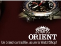 WatchShop. WatchShop introduce ceasurile de mana Orient in oferta