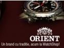 ceasuri orient. WatchShop introduce ceasurile de mana Orient in oferta