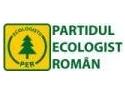 COMUNICAT DE PRESĂ - PARTIDUL ECOLOGIST ROMÂN AZUGA