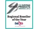 reseller. Dacris a castigat premiul Regional Reseller of the Year in Europa
