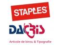 Parteneriat Staples Dacris