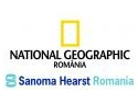 Harta Romaniei National Geographic  in premiera