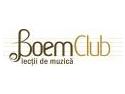 Din septembrie Boem Club ofera cursuri de educatie muzicala pentru prescolari