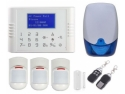 sistem alarma. Sistem de alarma wireless GSM Safer Touch