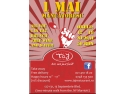 1 Mai. 1 Mai Mancatoresc, la Taj Restaurant!