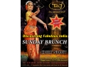 adelina patrchi. Discovering Fabulous India, Sambata la Taj Restaurant, alaturi de editoarea Adelina Patrichi!