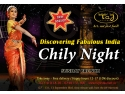 chily night. Fish Chily Night, Sambata, 30 Martie, la Taj Restaurant!