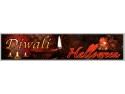 Halloween. Sarbatorim joi 31 Octombrie Halloween si Sambata 2 Noiembrie Diwali, la Taj Restaurant!