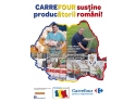Carrefour Romania sustine producatorii romani!