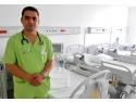 Dr. Marius Prăzaru, medic specialist ATI în cadrul OCH