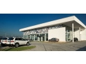 Arges. Showroom Motor AG - exterior