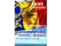 Army in Concert  la Sala Radio in 24 Februarie,  ora 19:00