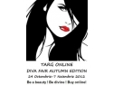 targ alimentar. Diva Fair Autumn Edition
