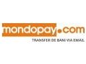 MondoPay :: Transfer de bani via email