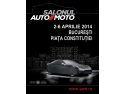 Din 2 Aprilie, Salonul Auto Moto îşi redeschide porţile în Piaţa Constituţiei
