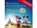 Disneyland Paris. Perfect Tour trimite o clasă de elevi la Disneyland Paris