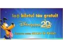 baloane disney. Românii merg gratuit la Disneyland Paris