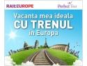 Un blogger pleacă pentru o lună cu trenul în Europa