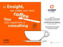 recrutare si selctie. Ensight Internship Challenge 2015