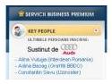 florarie online premium. Marca auto de lux Audi se asociaza cu cea mai mare comunitate premium de business din online-ul local, Key People