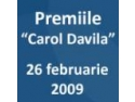 """Nominalizatii Editiei a II-a a Premiilor """"Carol Davila"""" si startul sesiunii de votare publica"""