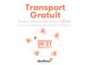 Beneficiaza de transport gratuit la orice comanda minima de 100 lei - IdeaPlaza.ro